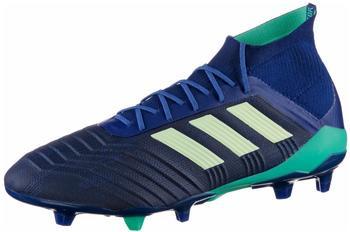 Adidas Predator 18.1 FG unity ink/aero green/hi-res blue