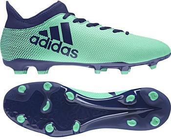 Adidas X 17.3 FG unity ink/aero green/hi-res green