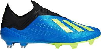 Adidas X 18.1 FG Men (CM8365) fooblu-syello-cblack