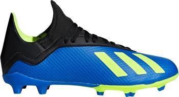 Adidas X 18.3 FG J Youth (DB2416) fooblu-syello-cblack