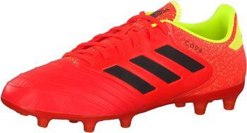 Adidas Copa 18.2 FG Fußballschuh solar red / core black / solar yellow
