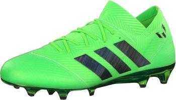 Adidas Nemeziz Messi 18.1 FG Fußballschuh solar green / core black / solar green