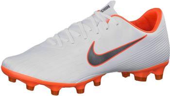 Nike Mercurial Vapor XII Pro AG-PRO white/total orange/metallic cool grey/metallic cool Grey