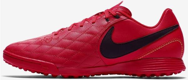 Nike TiempoX Legend VII Academy 10R TF university red/metallic gold/schwarz