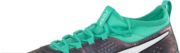Puma ONE 3 ILLUMINATE Leather FG Football Boots col shift-green-white-black