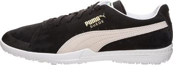 Puma FUTURE Suede TT Men Football Boots black-white