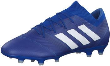 Adidas Nemeziz 18.2 FG DB2092 blue