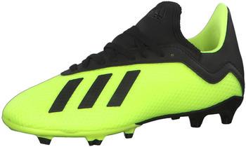 Adidas X 18.3 FG Junior DB2418 yellow