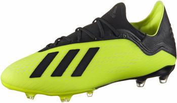 Adidas X 18.2 FG DB2180 yellow