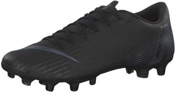 Nike Mercurial Vapor XII Academy MG AH7375-001 black/black/light crimson/black