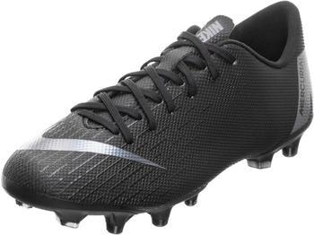 Nike Jr. Mercurial Vapor XII Academy MG AH7347-001 black/black/light crimson/black