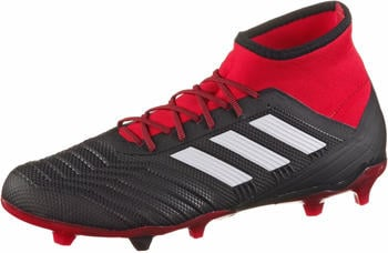 Adidas Predator 18.2 FG DB1999 core blackftwr whitered