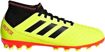 Adidas Predator 18.3 AG Jr yellow/black/red