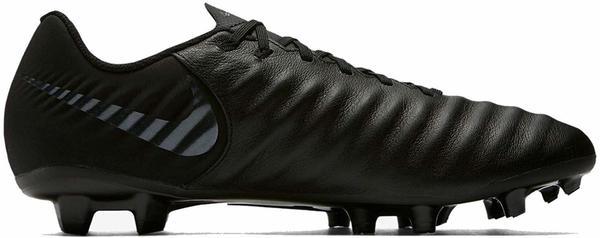 Nike Tempo Legend 7 Academy MG black/pure platinum/light crimson w