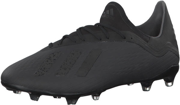 Adidas X 18.2 FG core black / core black / ftwr white