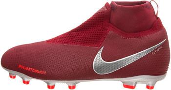 Nike Jr. Phantom Vision Elite Dynamic Fit MG team red/bright crimson/metallic dark grey
