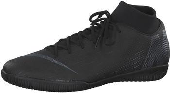 Nike MercurialX Superfly VI Academy IC black/black/light crimson/black
