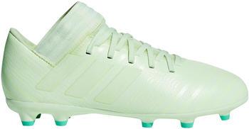 Adidas Nemeziz 17.3 FG Kinder (CP9167) aero green/aero green/hi-res green