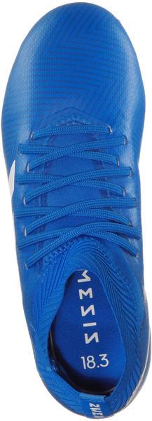 Adidas Nemeziz 18.3 Fg Junior blue/white