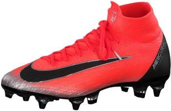Nike CR7 Superfly 6 Elite Anti-Clog SG-PRO red