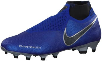 Nike Phantom Vision Elite Dynamic Fit FG AO3262 racer blue/metallic silver/volt/black
