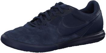 Nike Tiempo Premier II Sala IC (AV3153) midnight navy/white/midnight navy
