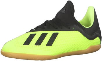 Adidas X Tango 18.3 IN Junior solar yellowcore blacksolar yellow