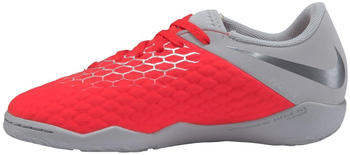 Nike Jr. HypervenomX Phantom III Academy IC (AJ3798) red