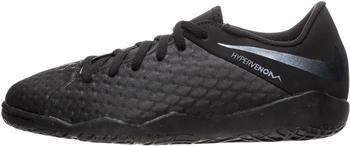 Nike Jr. HypervenomX Phantom III Academy IC (AJ3798) black