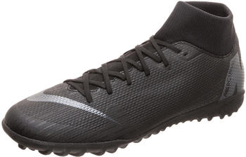 Nike MercurialX Superfly VI Academy IC (AH7369) black/black/light crimson/black