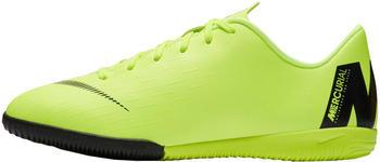 Nike Jr. MercurialX Vapor XII Academy IC (AJ3101) volt/black