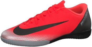 Nike MercurialX Vapor XII Academy CR7 IC (AJ3731) flash crimson/chrome/dark grey/black