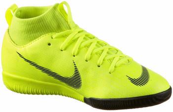 Nike Jr. MercurialX Superfly VI Academy (AH7343) volt/black