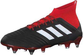 Adidas Predator 18.1 SG (DB2049) core black / ftwr white / red