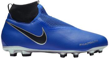 Nike Jr. Phantom Vision Academy Dynamic Fit MG (AO3287) racer blue/racer blue/black