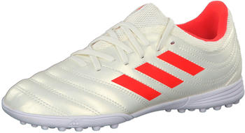 Adidas Copa 19.3 TF Off WhiteSolar RedFtwr White