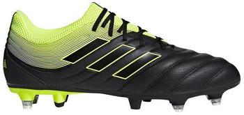 Adidas Copa 19.3 SG (CG6920 ) Black/ Yellow