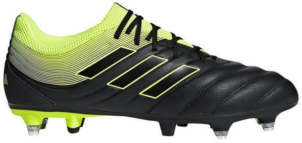 Adidas Copa 19.3 SG (CG6920 ) Black/ Yellow