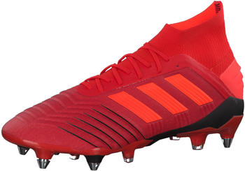 Adidas Predator 19.1 SG Active Red / Solar Red / Core Black