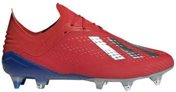 Adidas X 18.1 SG (BB9359) Active Red / Silver Met. / Bold Blue