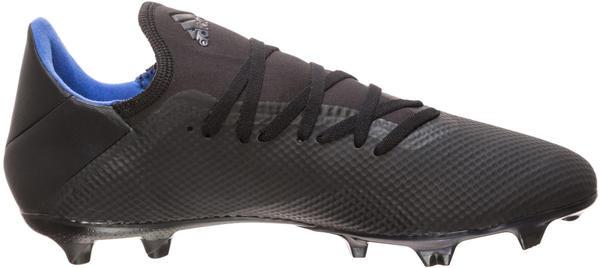 Adidas X 18.3 FG core black/core black/bold blue