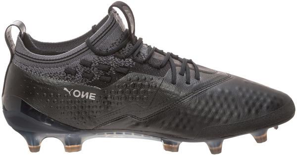 Puma ONE 1 Leather FG/AG Men (104735) Black
