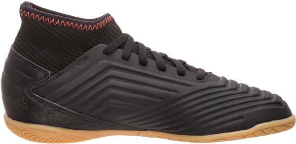 Adidas Predator Tango 19.3 IN Youth Core Black / Core Black / Active Red