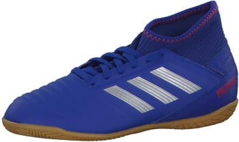 Adidas Predator Tango 19.3 IN Youth Bold Blue / Silver Met. / Active Red