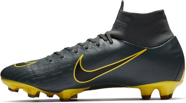 Nike Superfly 6 Pro FG (AH7368) Dark Grey/Opti Yellow/Black