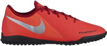 Nike Hypervenom Phantom Vision Academy TF AO3223-600 bright crimson/gym red/black/metallic silver
