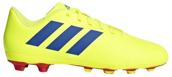 Adidas Nemeziz18.4 FxG J solar yellow/blue/action red