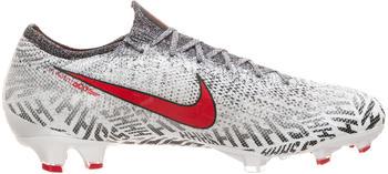 Nike Mercurial Vapor XII Elite FG Neymar Jr White/Black/Challenge Red