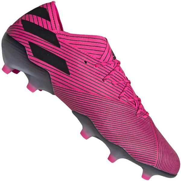 Adidas Nemeziz 19.1 FG shock pink/core black/shock pink