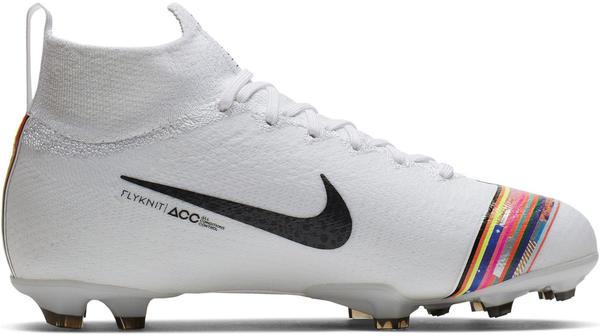 Nike Superfly 6 Elite LVL UP FG Jr. white/pure/platinum/black